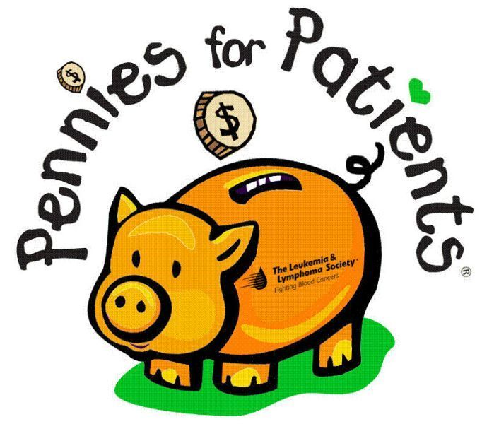 Pennies for Patients Piggy Bank